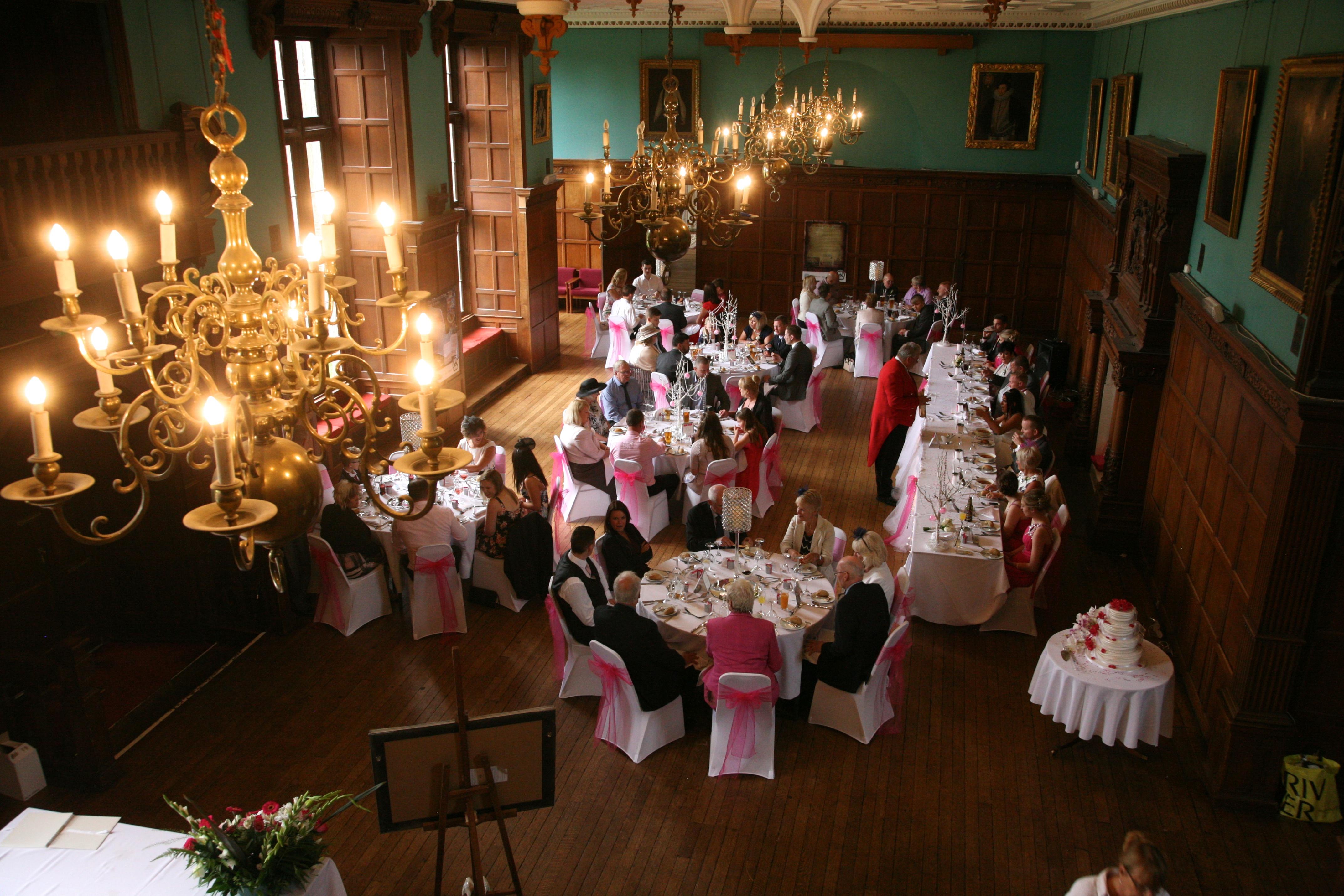 Ingestre Hall