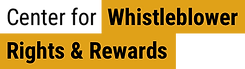CENTER FOR WHISTLEBLOWER RIGHTS & REWARDS logo