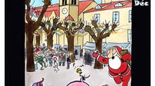 Le marché de noël de Saint Antoine est de retour ... 9 et 10 décembre 2017