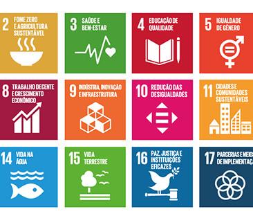 Assumimos - Publicamente a Intenção de contribuir para o Alcance dos Objetivos de Desenvolvimento Sustentável (ODS) Agência de pequeno porte Full Service, é a primeira agência de publicidade de segmento PME do país a se comprometer publicamente com a agenda 2030, composta pelos 17 Objetivos de Desenvolvimento Sustentável (ODS).