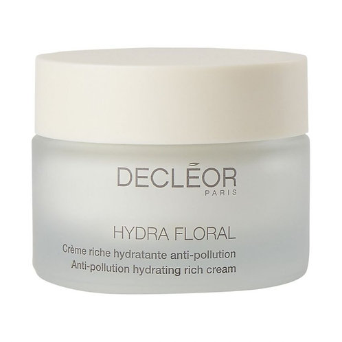 Crème hydratante anti-pollution