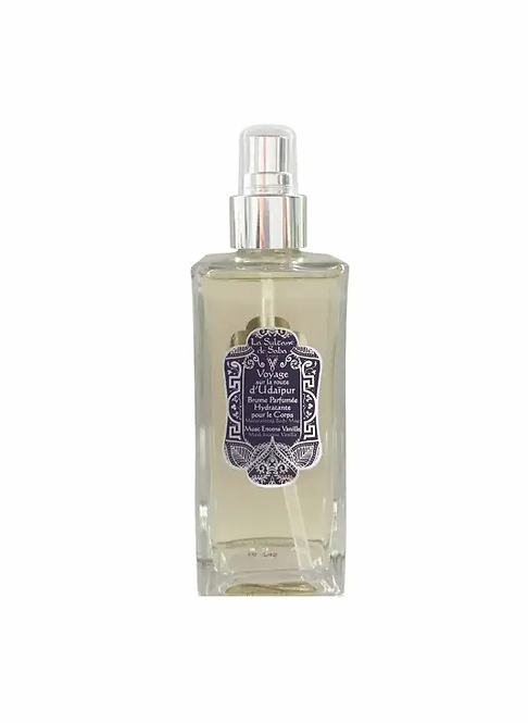 Brume parfumé -Musc Vanille