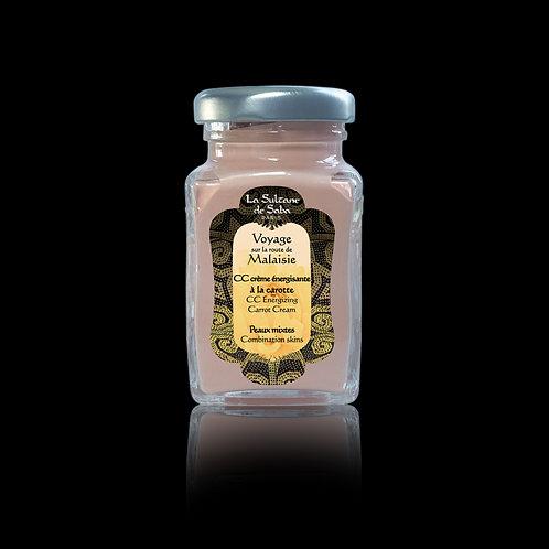 CC crème énergisante à la carotte