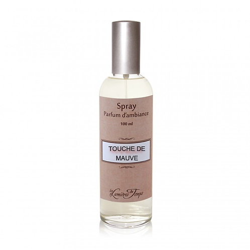 Spray d'Ambiance 100 ml - Touche de mauve