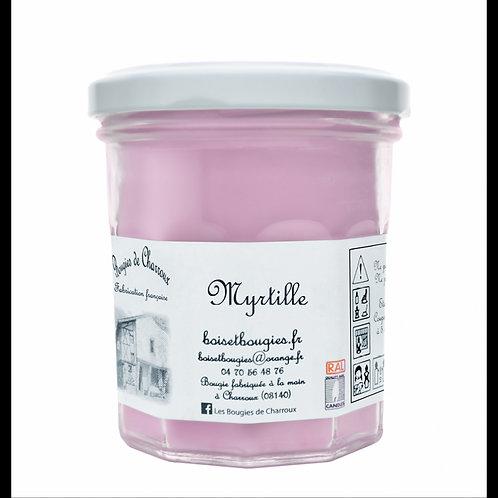 Bougie de Charroux - Myrtille