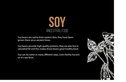 Soy - Ancestral Food