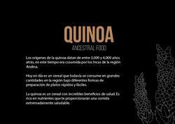 Kinuwa - quinoa