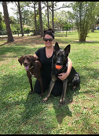 Testimonial - K9 Services Unlimited by Leslie Gilbert
