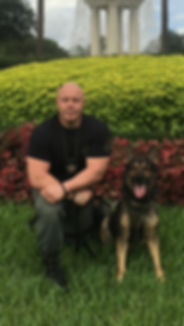 Police, Sport & Personal Protection Dog Training