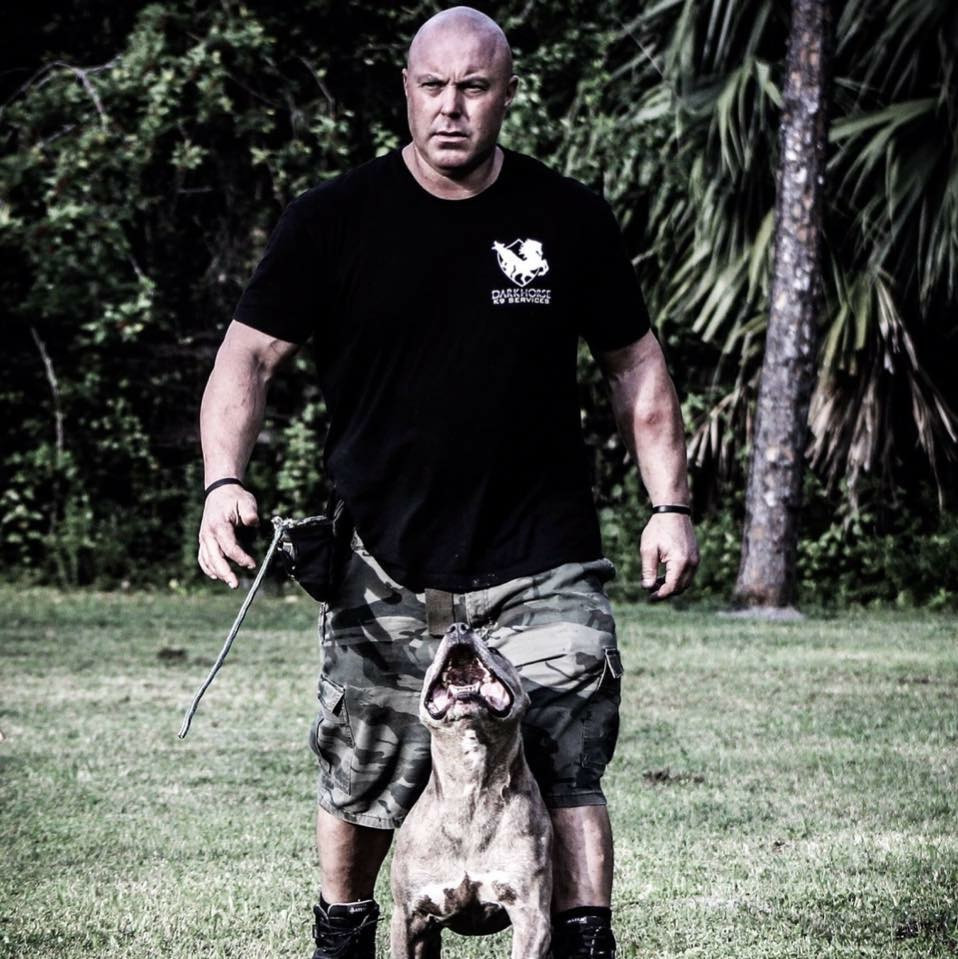 Justin Rigney K9Services Unlimited Nashville, TN