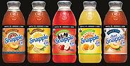 Snapple Bottles