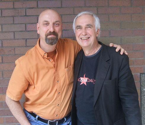 Boris Katzenberg of Behave Dog Training and Dr. Ian Dunbar