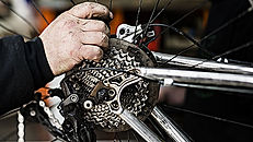 Bicycle Gear Adjustment