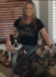 Alison Rigney - dog trainer