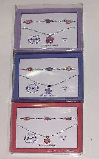 Coffret bracelet et collier