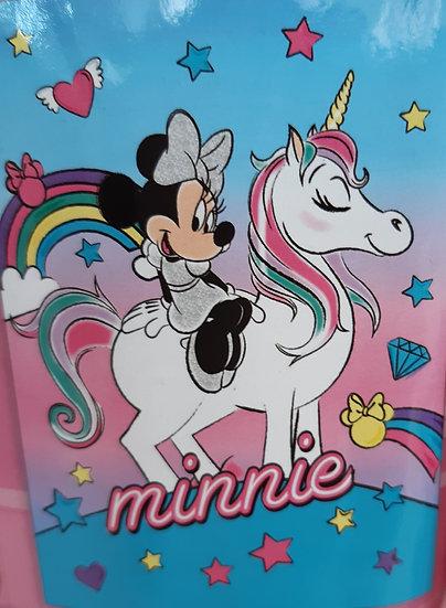 Couverture Polaire, Minnie et la Licorne.