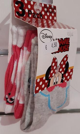 Chaussettes Minnie