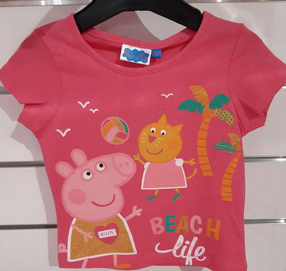 Tee-shirt Peppa Pig