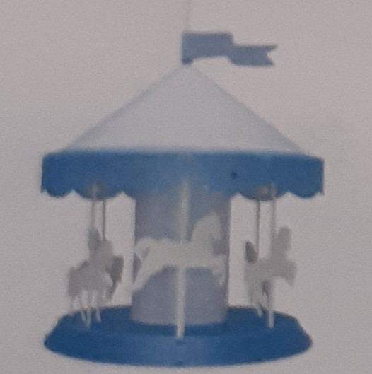 Lampe Suspension Manège