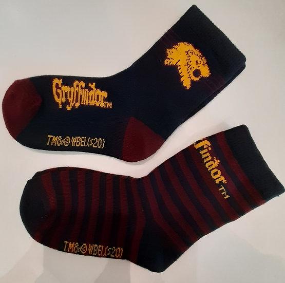Chaussettes Harry Potter,  2 paires.