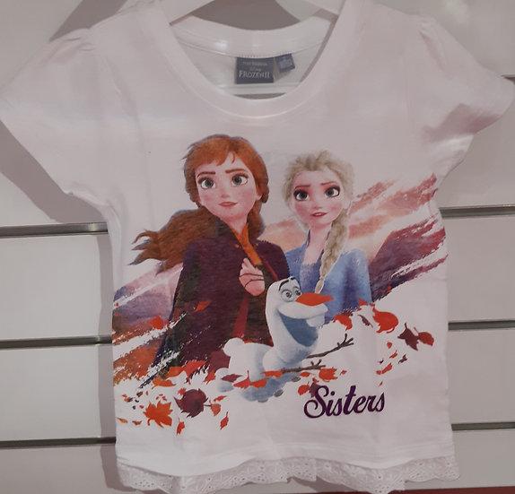 Tee-shirt la Reine des neiges