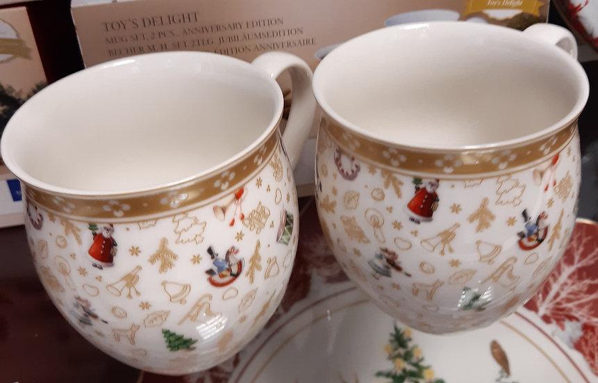 Ensemble 2 Mugs.