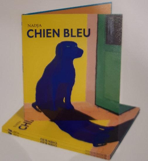Livre Chien Bleu Géant TC de Nadja