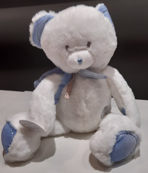 Attrape-Rêve-Ours Bleu 40 cm