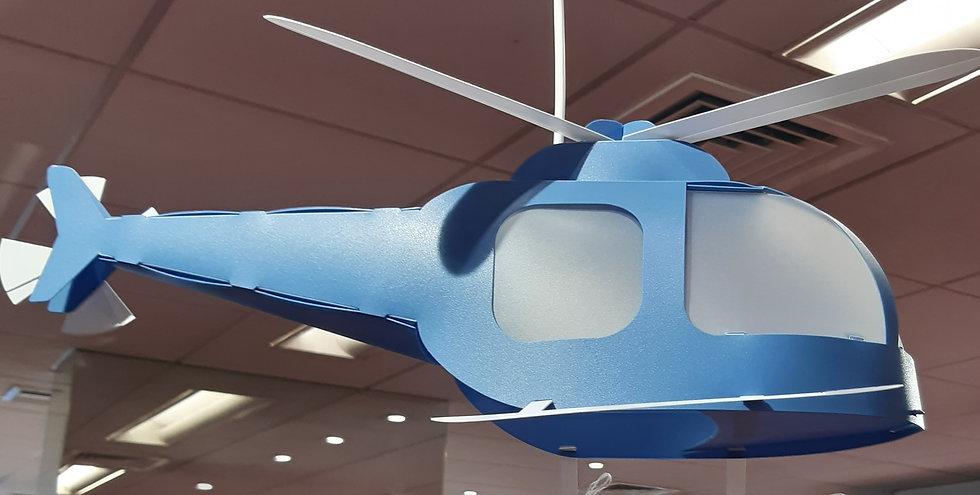 Lampe Suspension Hélicoptère