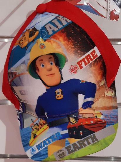 Casquette Sam le Pompier