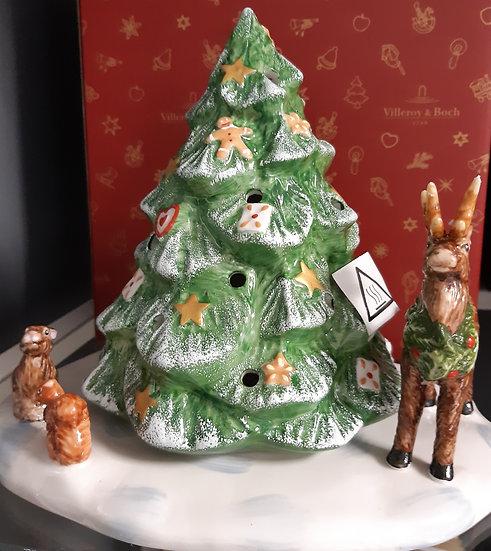 Sapin de Noël,  Animaux de la Forêt