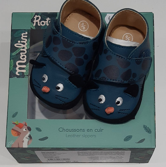 Chausson cuire Moulin Roty