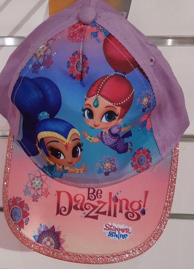 Casquette Shimmer and  Shine