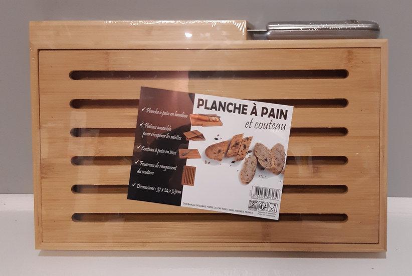 Planche à Painet Couteau