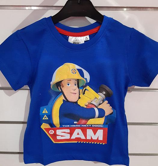 Tee-shirt Sam le Pompier