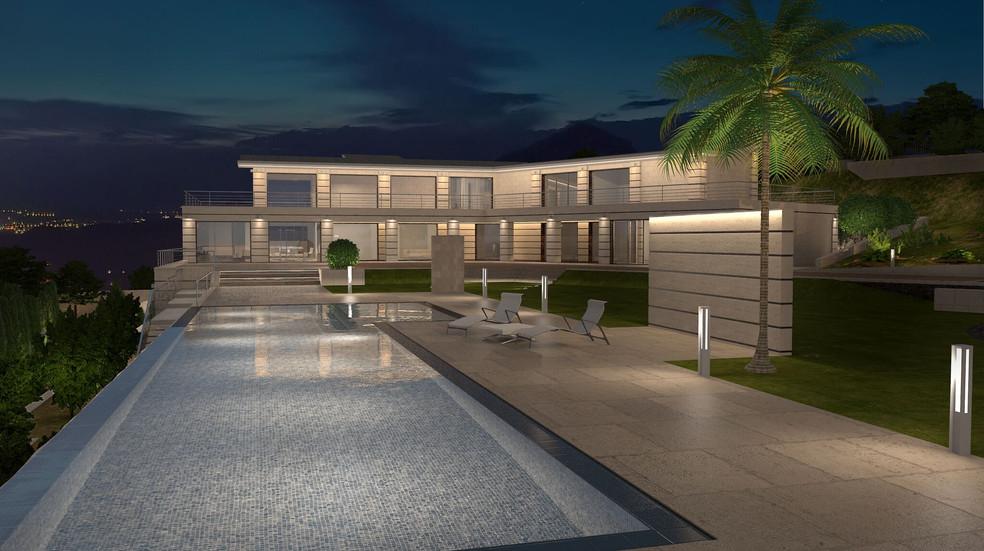Villa avec piscine extérieure à Teiá Maresme
