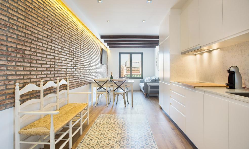 Edificio apartamentos turísticos Sitges