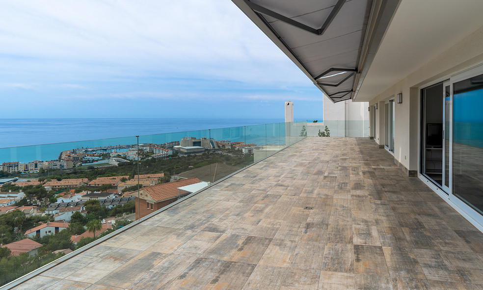 Moderna villa unifamiliar  Levantina Sitges
