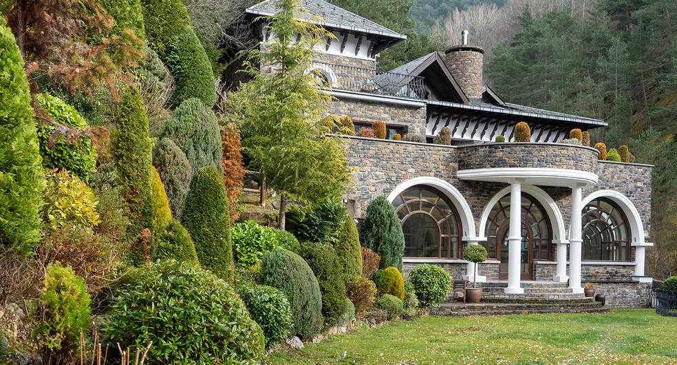 Mansión en Anyós  Andorra