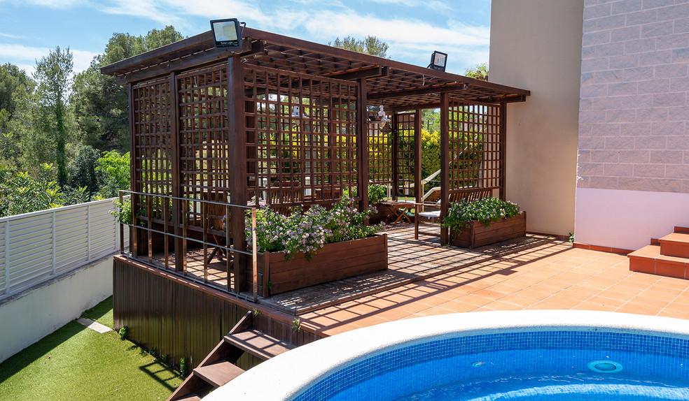 Fabulosa Villa unifamiliar / Santa Barbara / Sitges