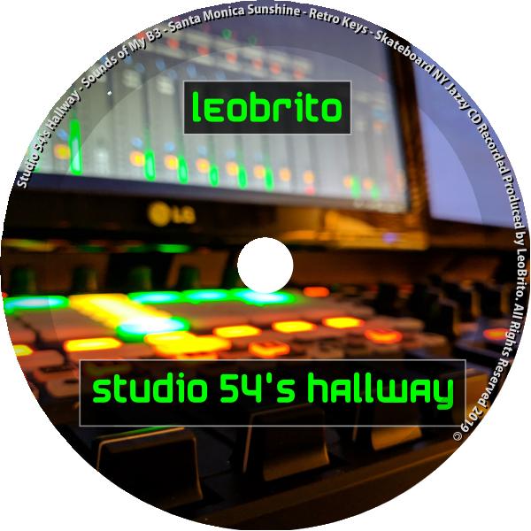 Studio 54's Hallway