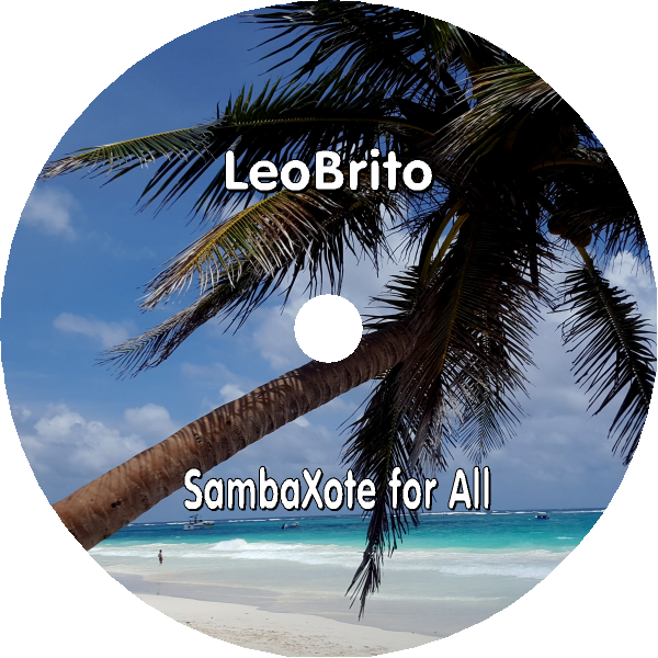 Sambaxote For All