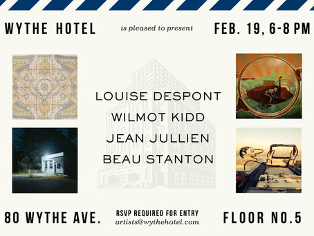 Wythe Hotel Presents