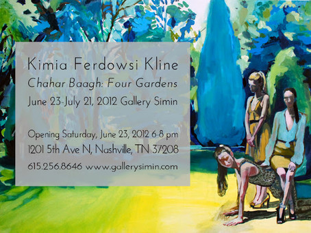 Solo Show: Chaahar Baagh (Four Gardens)