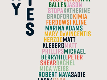 Group Show: SAY YES
