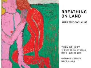 Solo Show: Breathing on Land