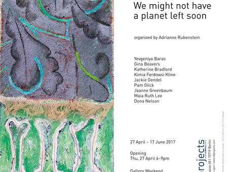 Group Show: We Might Not Have A Planet Left Soon