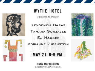 Opening at Wythe Hotel