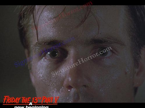 John Shepherd - Friday the 13th Part V - Barn 6 - 8X10
