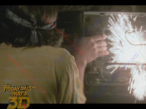 David Katims - Friday the 13th Part 3 - Death 6 - 8X10